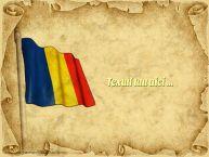 Personalizare felicitari cu text Ziua Nationala a Romaniei 1 decembrie