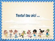 Personalizare felicitari cu text de Ziua Copilului 1 Iunie