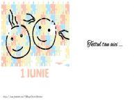 Personalizare felicitari cu text de Ziua Copilului 1 Iunie 1 iunie_10