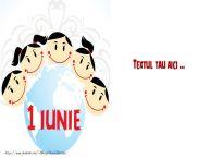 Personalizare felicitari cu text de Ziua Copilului 1 Iunie 1 iunie_9