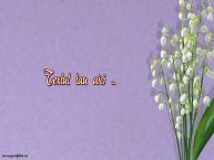 Personalizare felicitari cu text de Martisor 1 Martie Lacrimioare