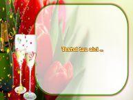 Personalizare felicitari cu text de la multi ani La multi ani - B