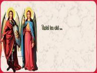 Personalizare felicitari cu text de Sfintii Mihail si Gavril La multi ani de Sf. Mihail si Gavril!