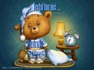 Personalizare felicitari cu text de noapte buna Noapte buna