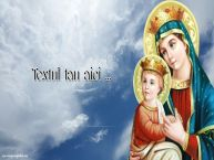 Personalizare felicitari cu text Religioase