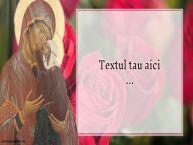 Personalizare felicitari cu text de Sfânta Ana