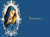 Personalizare felicitari cu text de Sfanta Maria Mare Sf Maria