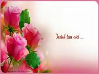 Personalizare felicitari cu text de Sfanta Maria Mica Sf Maria Mica