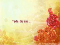 Personalizare felicitari cu text de zi de nastere Floare