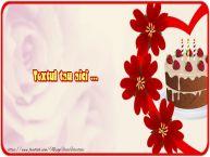 Personalizare felicitari cu text de zi de nastere Felicitari de zi de nastere