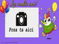 Personalizare felicitari de Ziua Copilului 1 Iunie   La multi ani!