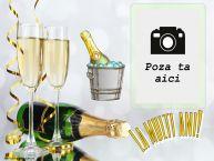 Personalizare felicitari de la multi ani | La multi ani! - Rama foto