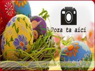 Personalizare felicitari de Pasti | Familia ... va ureaza Paste Fericit!