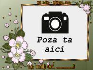 Personalizare felicitari de Sfânta Ana   25 Iulie - Sfânta Ana La mulți ani, ...! - Rama foto