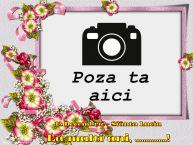 Personalizare felicitari de Sfânta Lucia | 13 Decembrie - Sfânta Lucia La multi ani, ...! - Rama foto