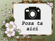 Personalizare felicitari de Sfantul Ilie | 20 Iulie - Sfântul Ilie! La mulți ani, ...! - Rama foto