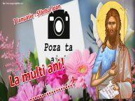 Personalizare felicitari de Sfântul Ioan   7 Ianuarie - Sfântul Ioan La multi ani! ...