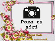 Personalizare felicitari de Sfântul Vasile | 1 Ianuarie - Sfântul Vasile La multi ani, ...! - Rama foto