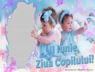 Personalizare felicitari de Ziua Copilului 1 Iunie | Rana foto pentru copii