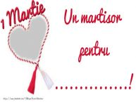 Personalizare felicitari de Martisor 1 Martie | Un martisor  pentru ...