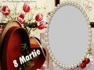Personalizare felicitari de Ziua femeii 8 martie | Felicitare de 8 Martie