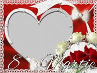 Personalizare felicitari de Ziua femeii 8 martie | 8 Martie