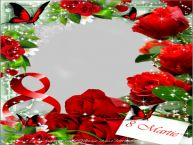Personalizare felicitari de Ziua femeii 8 martie | Felicitare de 8 Martie personalizata