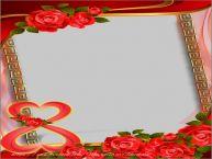 Personalizare felicitari de Ziua femeii 8 martie   Felicitare de 8 Martie personalizata