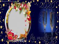 Personalizare felicitari de Anul Nou | La multi ani
