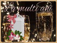 Personalizare felicitari de Anul Nou | La multi ani!