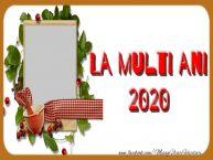 Personalizare felicitari de Anul Nou | La multi ani 2019!