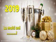 Personalizare felicitari de Anul Nou   2019 La multi ani ...!