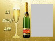 Personalizare felicitari de Anul Nou   LA MULȚI ANI 2021!