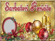 Personalizare felicitari de Anul Nou | Sarbatori Fericite