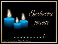 Personalizare felicitari de Anul Nou | Sarbatori fericite ...!