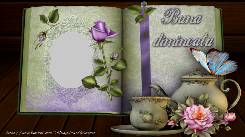 Personalizare felicitari de buna dimineata   Buna dimineata!