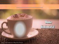 Personalizare felicitari de buna dimineata | Buna dimineata cu text personalizat