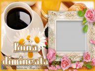 Personalizare felicitari de buna dimineata | Buna dimineata !