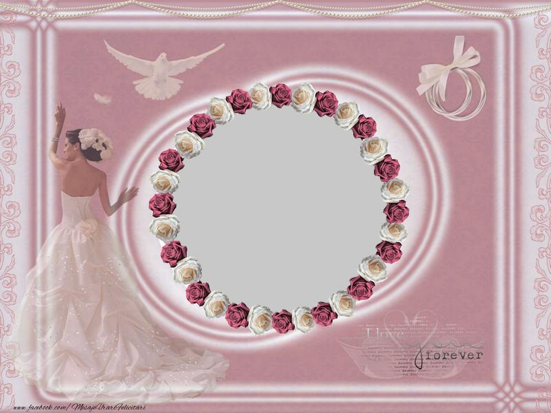 Personalizare felicitari de Casatorie | Felicitare pentru casatorie