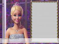 Personalizare felicitari pentru copii   Poza ta cu Barbie!