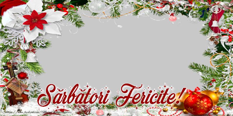 Personalizare felicitari de Craciun | Sărbători Fericite!