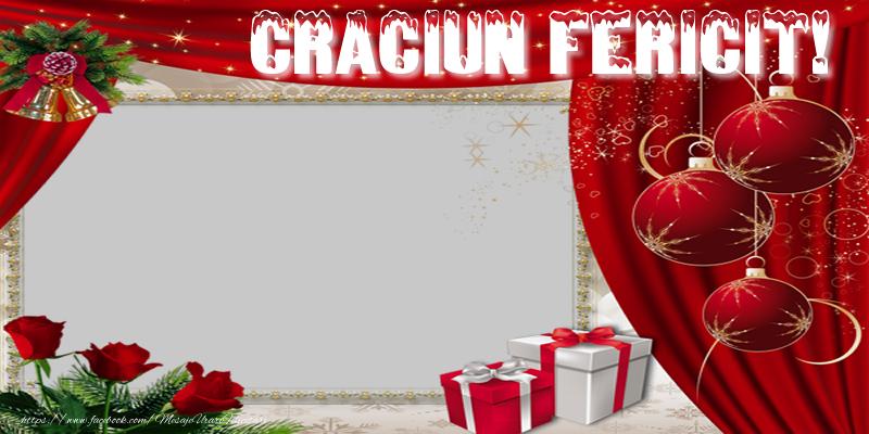 Personalizare felicitari de Craciun   Crăciun Fericit!