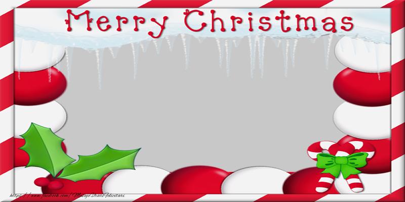 Personalizare felicitari de Craciun | Merry Christmas!