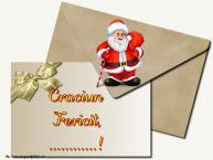 Personalizare felicitari de Craciun | Craciun Fericit, ...!