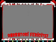 Personalizare felicitari de Craciun | Sarbatori Fericite! - Rama foto de Craciun