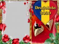 Personalizare felicitari de Dragobete | Te iubesc!