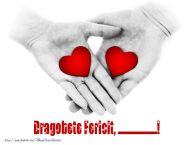Personalizare felicitari de Dragobete | Dragobete Fericit, ...!