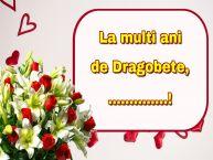 Personalizare felicitari de Dragobete | La multi ani de Dragobete, ...!