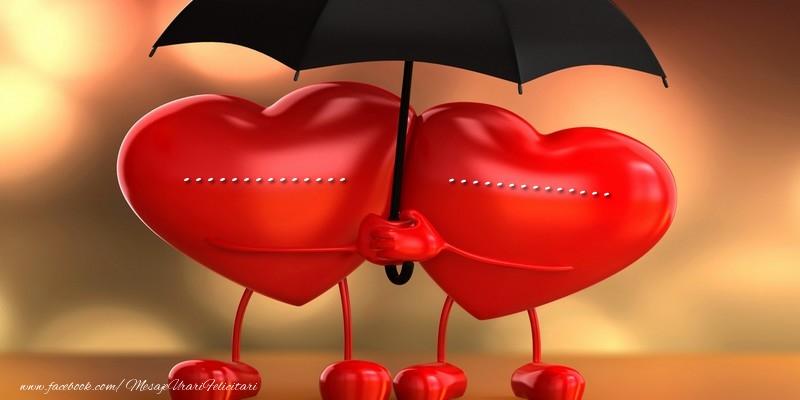 Personalizare felicitari de dragoste   ... ...