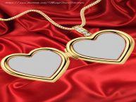 Personalizare felicitari de dragoste | Creeaza-ti medalionul
